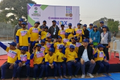 Children of HMDC at Vadodara International Marathon 2019